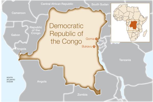 MAP-congo