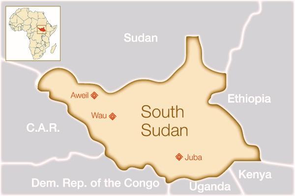 Fistula Foundation: South Sudan