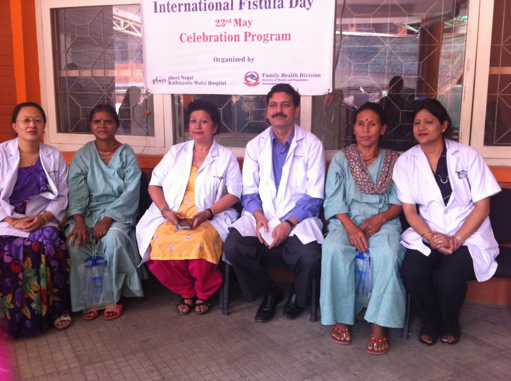 International Fistula Day 2014