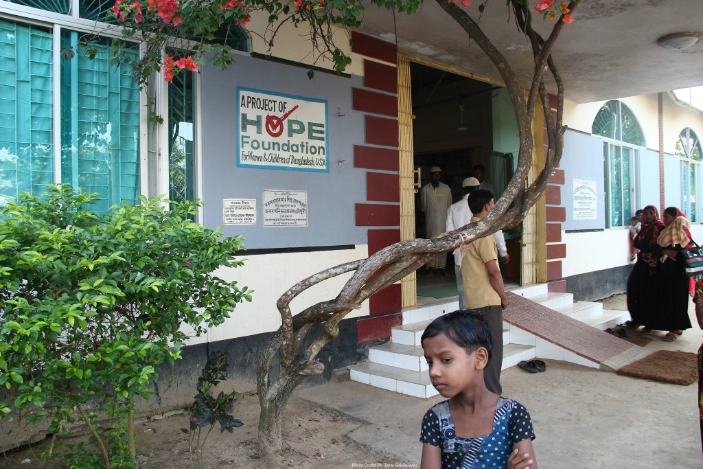 Hope Hosp_Front view of Cox's Bazar_Dr. Tareq Salahuddin