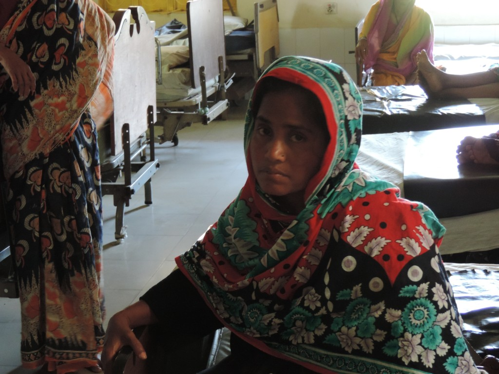Rahima, from Bangladesh