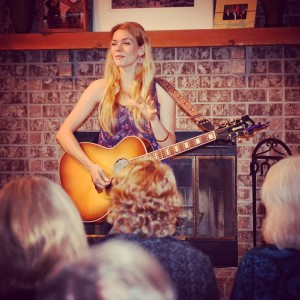 Natalie Gelman performs a benefit concert for Fistula Foundation