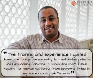 Dr. Bariki - FIGO Trainee