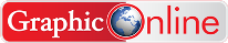 graphic online logo