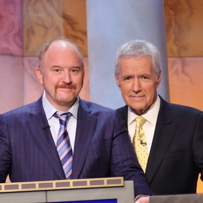 Louis C.K.-Alex Trebek