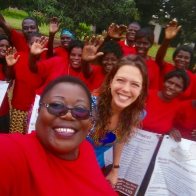Group CHV Training Mpika, Zambia