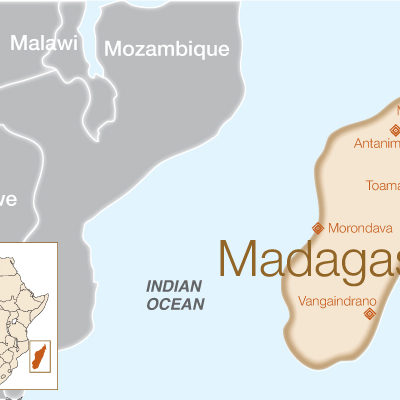 MAP-madagascar