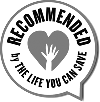 Recommended by the Life You Can Save