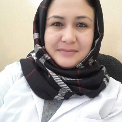 Dr. Homa Dost is part of an all-female fistula surgeon team in Kabul, Afghanistan.