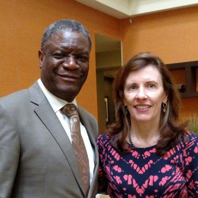 Kate and Mukwege thumbnail for blog
